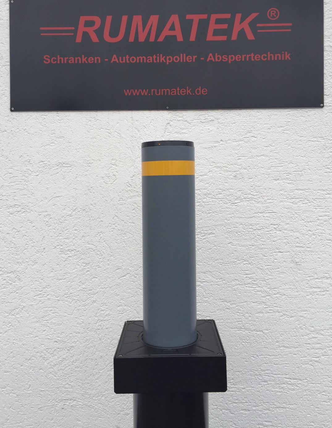 Automatik Poller AP200-700 Komplettset