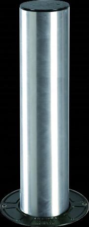 Halbautomatischer Poller SCUDO-G 114-500 RUMATEK