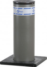 Halbautomatischer Poller SCUDO-GN 220-500 700 matt