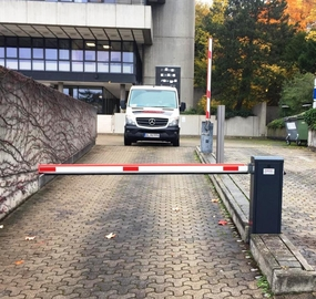 Wiesbaden Automatikschranke