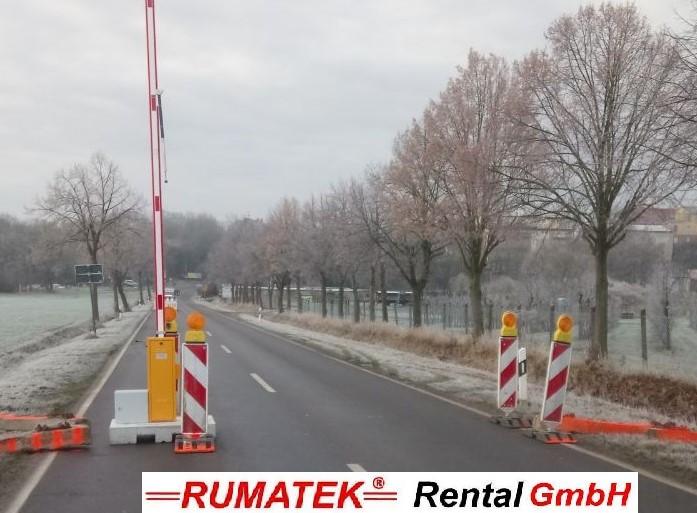 "Rumatek Mietschranke ""das Original""Ortsumfahrung Aschaffenburg"